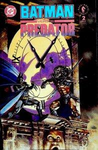 Batman versus Predator #2 (1992)