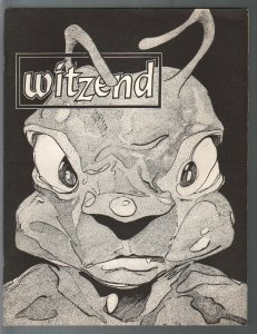 Witzend #11 1978-Bill Pearson-Wally Wood-Nicola Cuti-Mike Zeck-FN