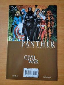 Black Panther #24 ~ NEAR MINT NM ~ 2007 Marvel Comics