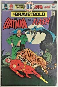 BRAVE & THE BOLD#125 FN/VF 1976 DC BRONZE AGE COMICS