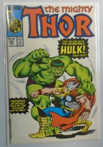 Thor (1st Series Journey Into Mystery) #385, 6.0/FN (1987)