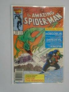 Amazing Spider-Man #277 Newsstand edition 6.0 FN (1986 1st Series)