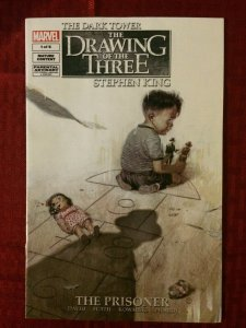 Dark Tower The Drawing of the Three #1 The Prisoner Stephen King Marvel NM