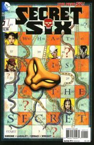 Secret Six (4th Series) #1 VF/NM; DC | save on shipping - details inside