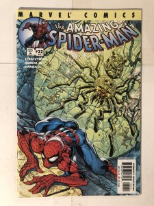Amazing Spider-Man #32 - J. Scott Campbell Cover - Newstand Edition