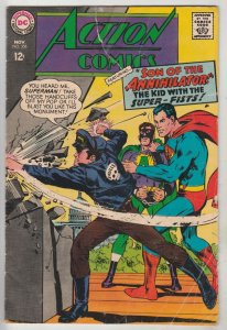 Action Comics #356 (Nov-67) GD/VG Affordable-Grade Superman