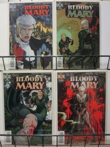 BLOODY MARY 1-4 GARTH ENNIS complete series