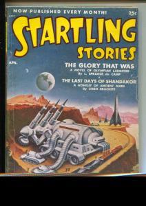 Startling Stories-Pulp-4/1952-Frank Herbert-Leigh Brackett
