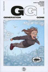 Generation Gone #2, NM + (Stock photo)