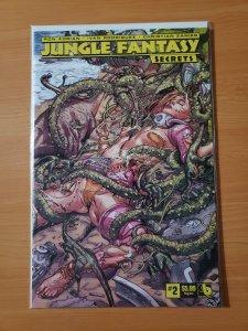 Jungle Fantasy Secrets #2 Regular Cover