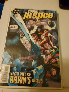 Young Justice #5 (1999)
