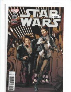 Star Wars (2015 series) #23 in Near Mint condition. Marvel comics [S01