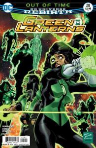 Green Lanterns (2016 series) #28, NM (Stock photo)