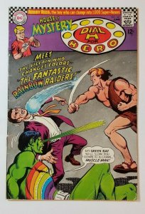 House of Mystery #167 (DC, 1967) Dial H for Hero. GD+ 2.5!