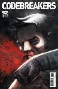 Codebreakers #2B VF; Boom! | save on shipping - details inside