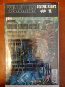 Divine Right #1 sealed near mint