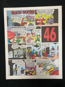 Buck Rogers  #46- Reprints the Sunday pages #541-552