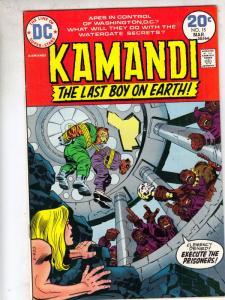 Kamandi the Last Boy on Earth #15 (Mar-74) NM- High-Grade Kamandi