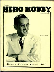 Hero Hobby #16 1969-Glenn Miller-movies-cartoon art-magic-VG/FN