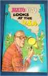 Mad paperback books Mad's Dave Berg Looks at the USA #1, Fine+ (Stock ph...