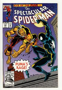 The Spectacular Spider-Man #191 (Marvel, 1992) NM