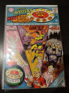 HOUSE OF MYSTERY #156