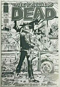 WALKING DEAD#1 NM 2013 NYCC EXCLUSIVE IMAGE COMICS
