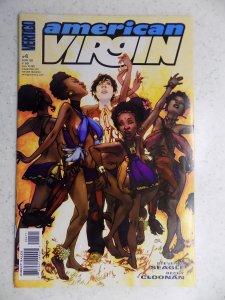 AMERICAN VIRGIN # 4