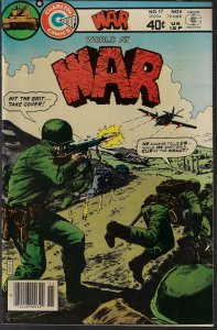 War #17 (Charlton, 1979) NM