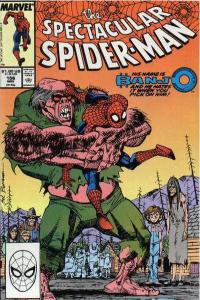 Spectacular Spider-Man (1976 series) #156, NM- (Stock photo)