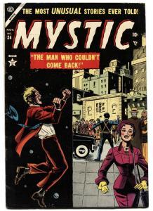 MYSTIC #34-PRE-HERO MARVEL/ATLAS-PCH-HORROR-SCI-FI-1954