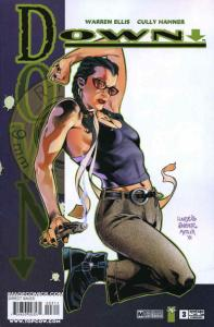 Down #3 VF/NM; Image   save on shipping - details inside