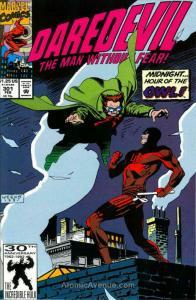 Daredevil #301 FN; Marvel | save on shipping - details inside