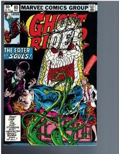 Ghost Rider #80 (1983)