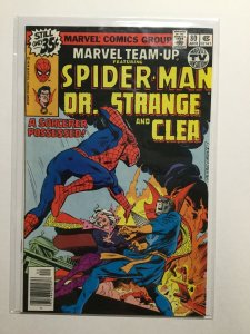 Marvel Team-up 80 Near Mint Nm Spider-Man Marvel