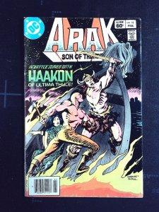 Arak, Son of Thunder #18 (1983)