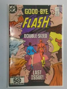 Flash #350 last issue 7.0 FN VF (1985 1st Series)