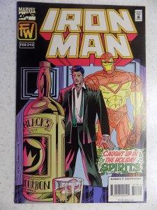 INVINCIBLE IRON MAN # 313