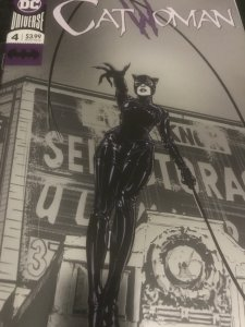 DC Catwoman #4 Mint Hot  Silver Cover