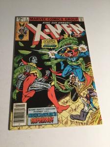 Uncanny X-Men Annual 4 Fn Fine 6.0 Marvel Comics