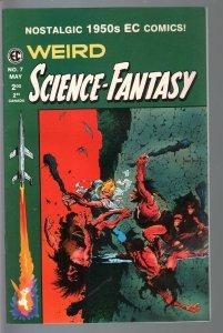 Weird Science-Fantasy-#7-1994-Russ Cochran-Reprint-EC