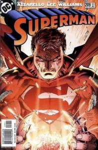 Superman (1987 series) #209, NM + (Stock photo)