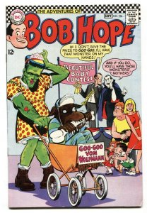 Adventures of Bob Hope #106 1967-DC-Frankenstein in drag VF
