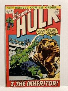 The Incredible Hulk #149
