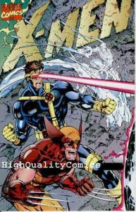 X-MEN #1, NM+, Gatefold cover w/all covers, 1991, Wolverine,Gambit,more in store