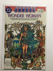 Wonder Woman Annual 1 Near Mint Nm Dc Comics