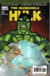 Incredible Hulk, The (2nd Series) #106 VG; Marvel   low grade comic - save on sh