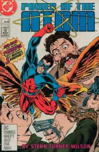 POWER OF THE ATOM 1-18 BYRNE, BALENT, COMPLETE!!!