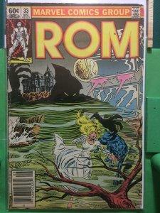 Rom Spaceknight #33