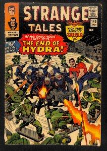 Strange Tales #140 (1966)